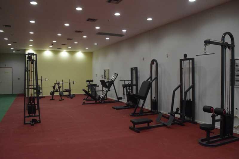 Γυμναστήριο για τους ωφελούμενους της Κάριτας Ελλάς στη Θεσσαλονίκη