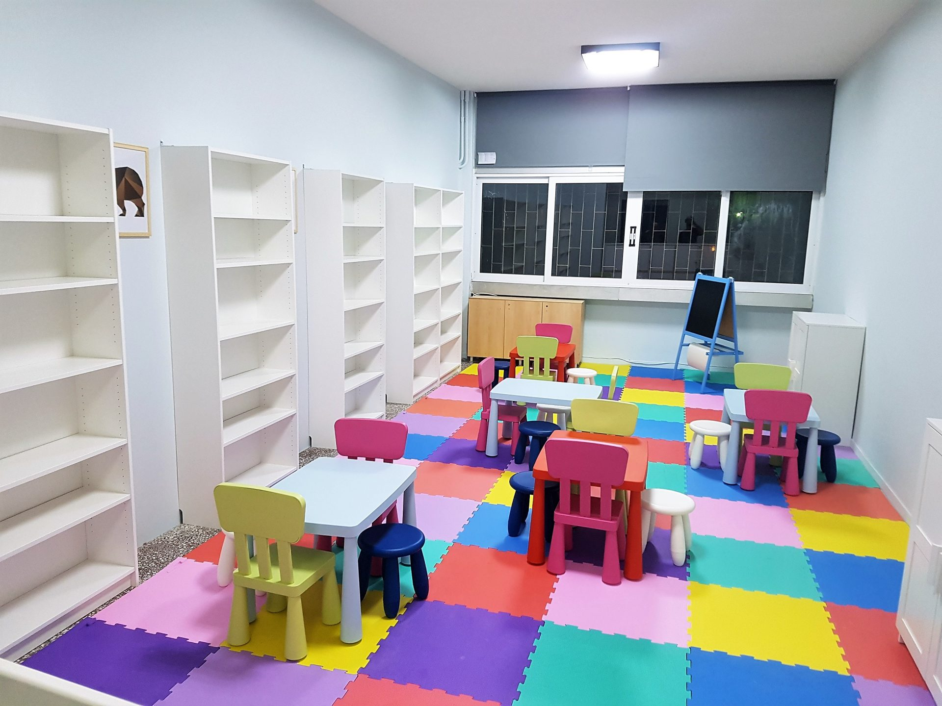 Νέα Βιβλιοθήκη για τα παιδιά του 2ου Δημοτικού Σχολείου Μάνδρας