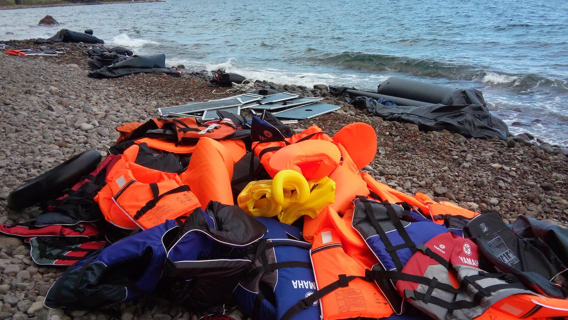 UNHCR saddened at deaths in Aegean Sea shipwreck