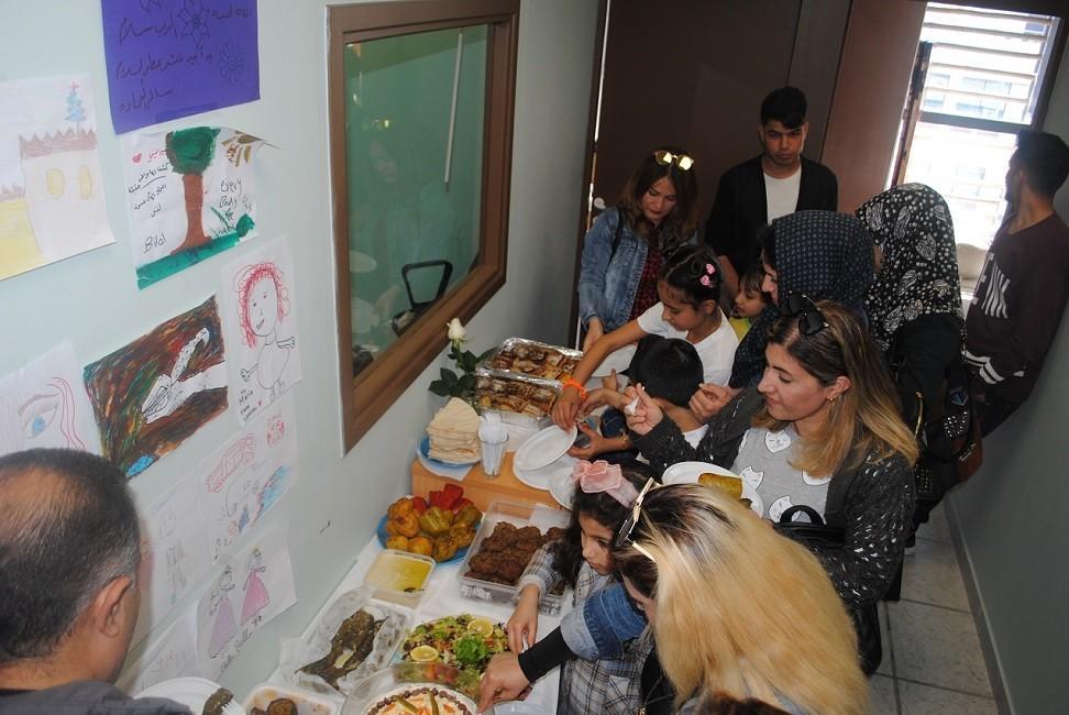 Η «Μέρα της Άνοιξης» στο Κοινωνικό Κέντρο στη Θεσσαλονίκη