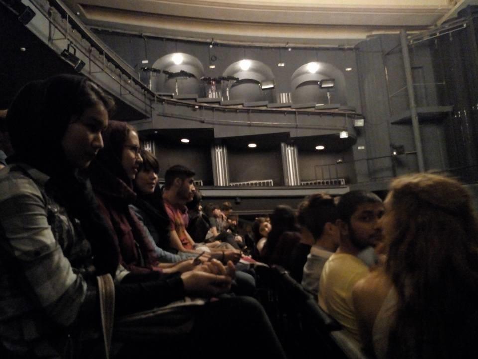 Στο Εθνικό Θέατρο η Κάριτας Ελλάς