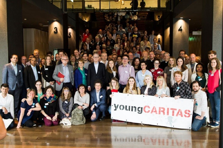 Caritas Europa is committed to youth