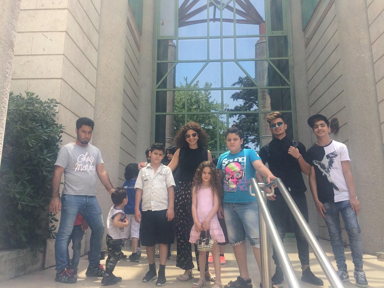 Επίσκεψη στο Μουσείο Γουλανδρή