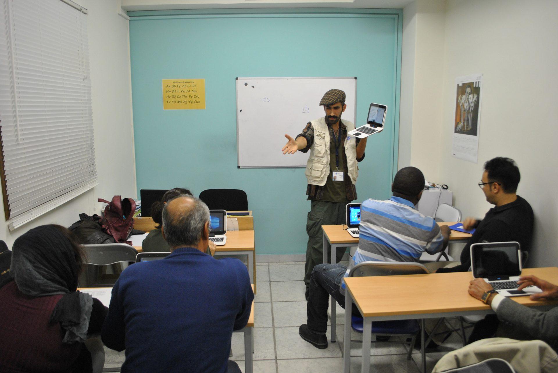 Μαθήματα Πληροφορικής στη Θεσσαλονίκη