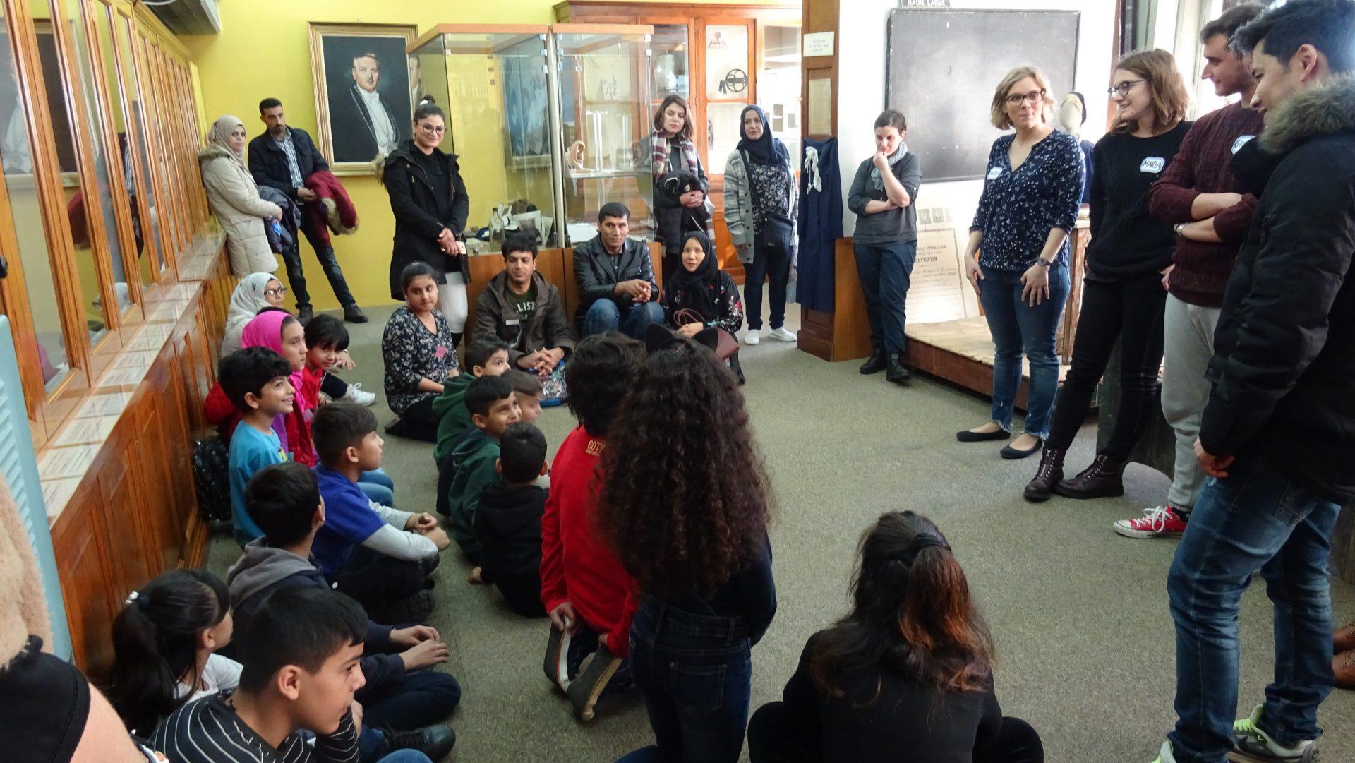 Επίσκεψη στο Μουσείο Παιδείας