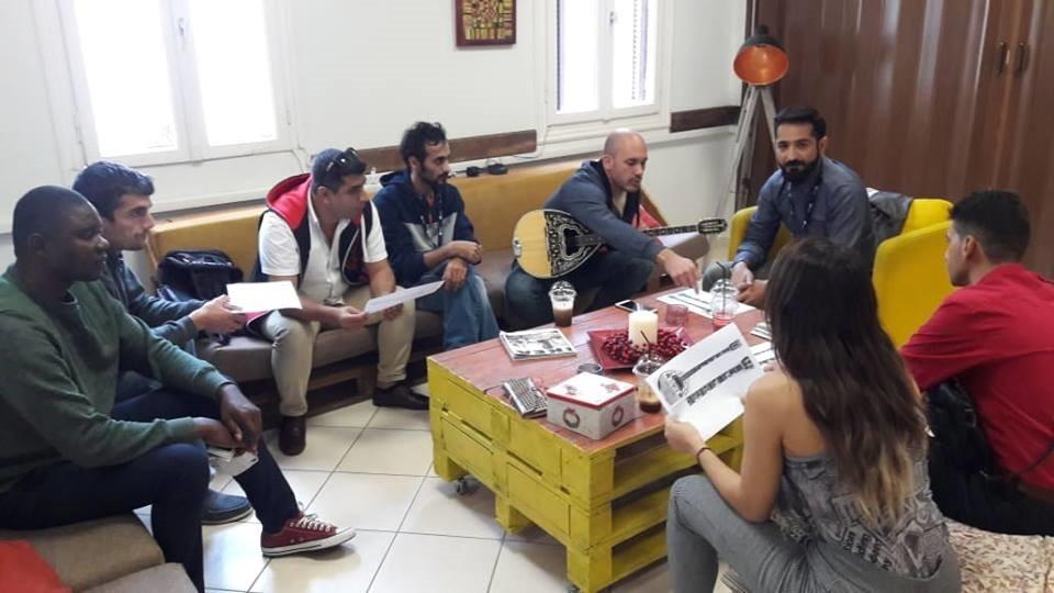 Την ελληνική κουλτούρα γνώρισαν ωφελούμενοι της Κάριτας Ελλάς στον Νέο Κόσμο