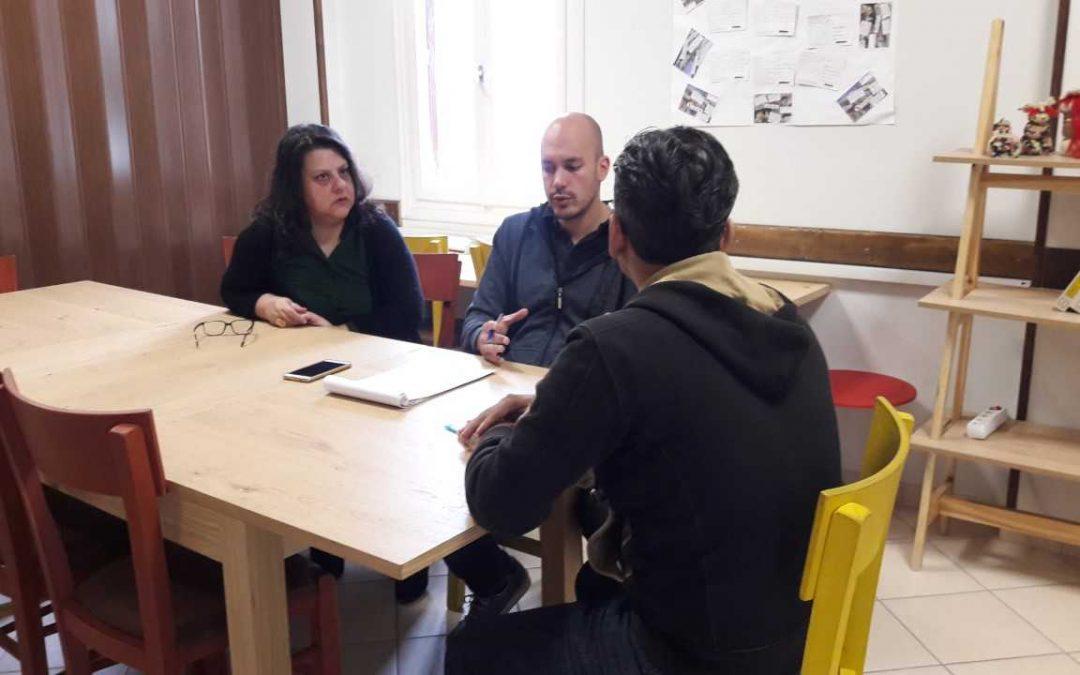 Consulting for creation of an enterprise at the Social Center of Neos Kosmos