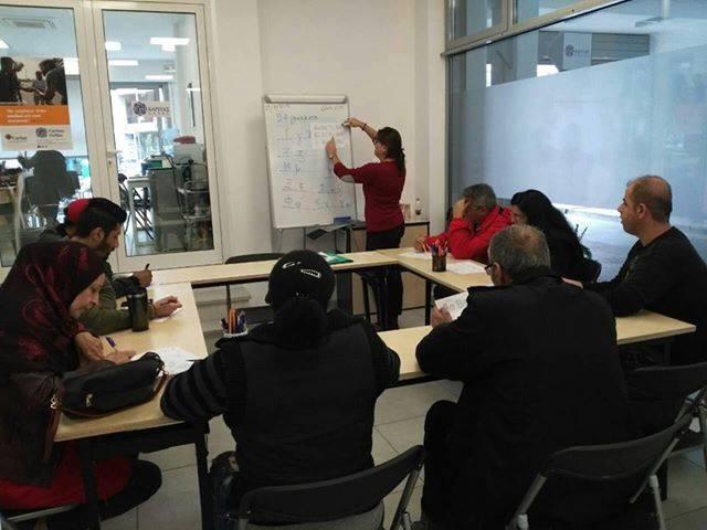Τα μαθήματα στο Κοινωνικό Κέντρο της Κυψέλης ξεκίνησαν!