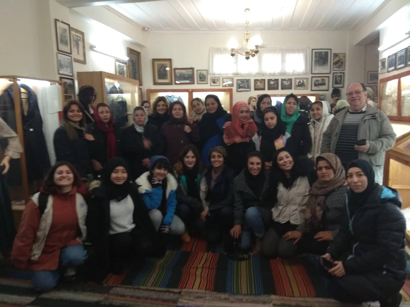 Επίσκεψη Λαογραφικό Μουσείο Αγιάσος