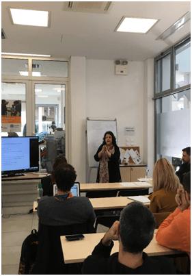 Με μεγάλη επιτυχία πραγματοποιήθηκε το πρώτο σεμινάριο Κοινωνικής Επιχειρηματικότητας στην Κυψέλη