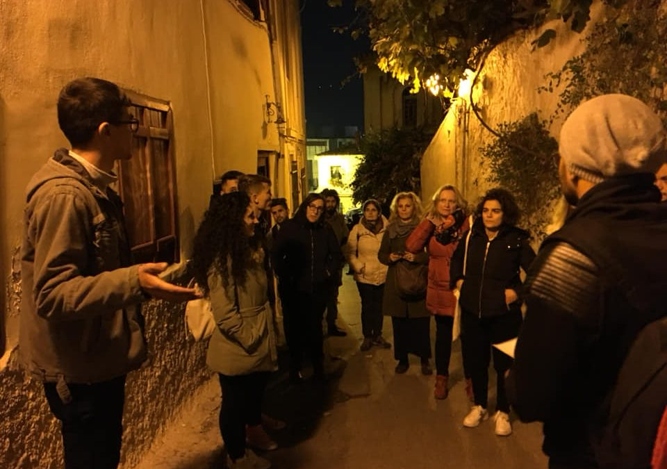 "Tour guide to Plaka by the ""Discover Athens"" Group"