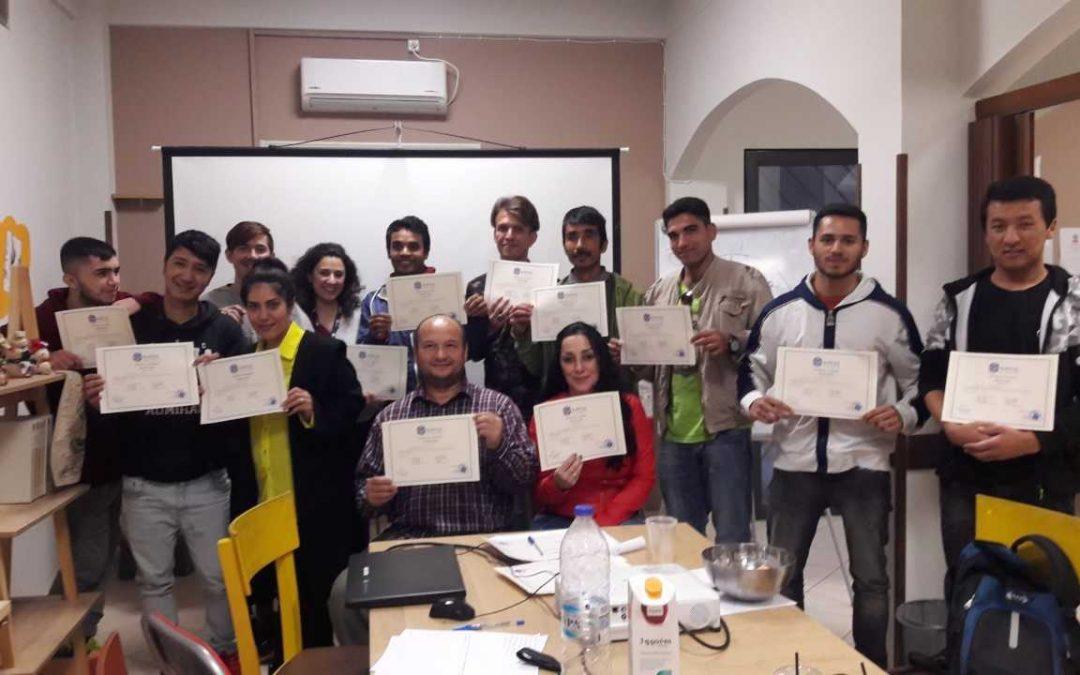 Μεγάλη επιτυχία σημείωσαν οι Εκπαιδεύσεις Εργασιακών Δεξιοτήτων του Νοεμβρίου!