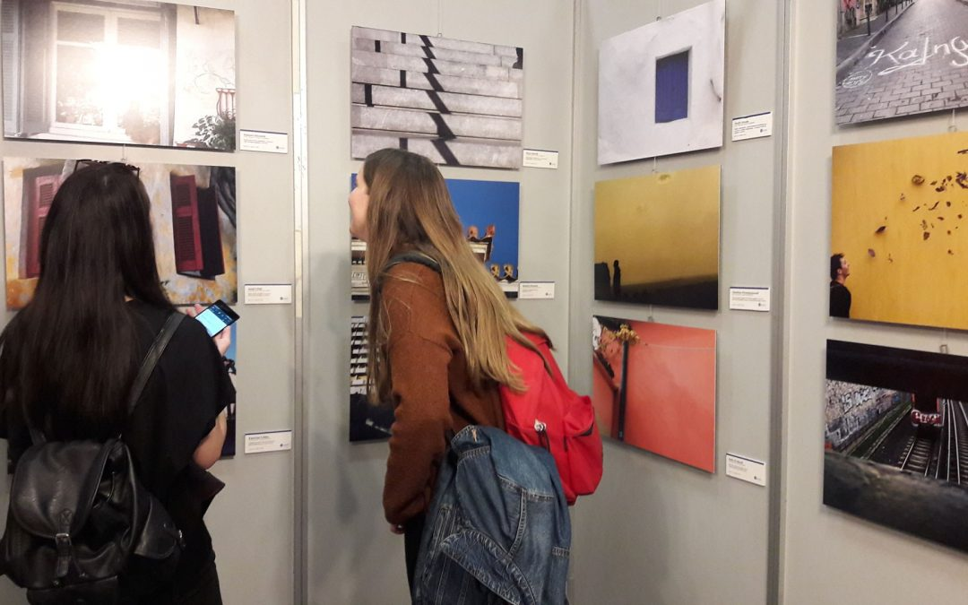 This year's Photovision & Ιmage+Tech 2019 exhibition had more than 24.000 visitors