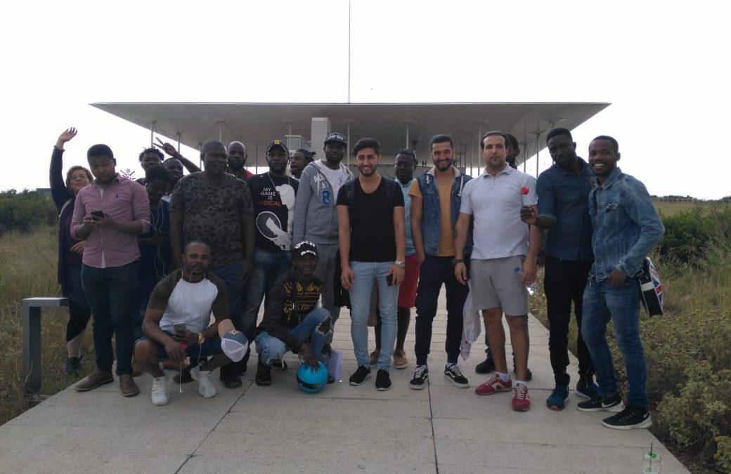 Επίσκεψη στο Κέντρο Πολιτισμού Ίδρυμα Σταύρος Νιάρχος