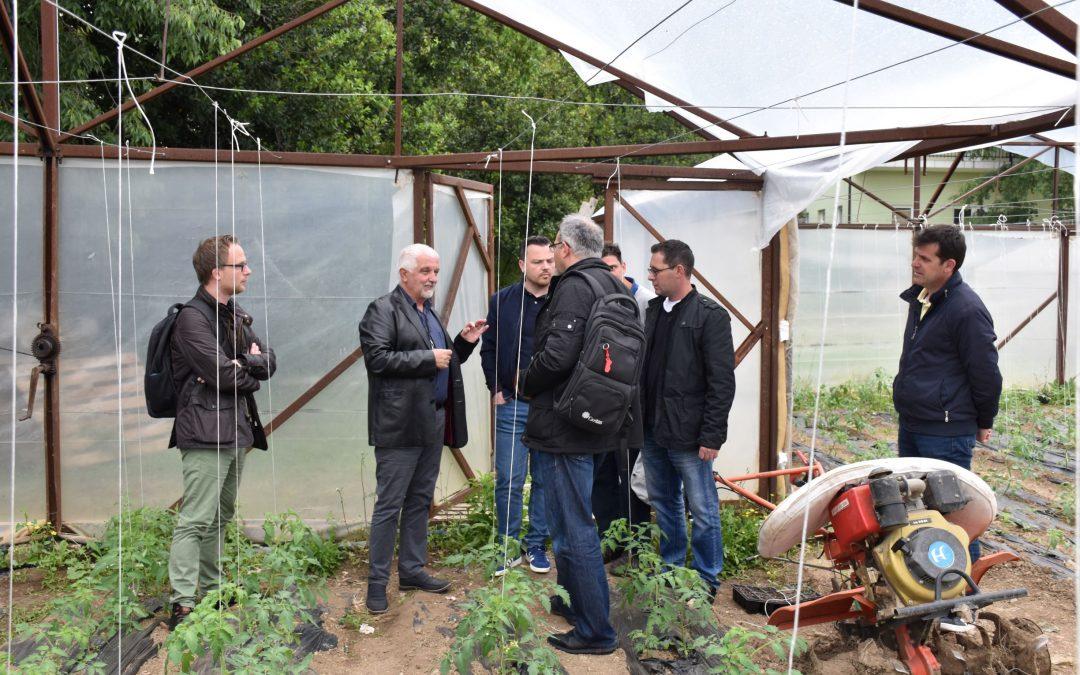 Συνάντηση της ομάδας συντονισμού του προγράμματος ELBA