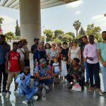 Τα δύο Κοινωνικά Κέντρα της Κάριτας Ελλάς ενώνονται για να γιορτάσουνε μαζί τη Παγκόσμια Ημέρα του Πρόσφυγα