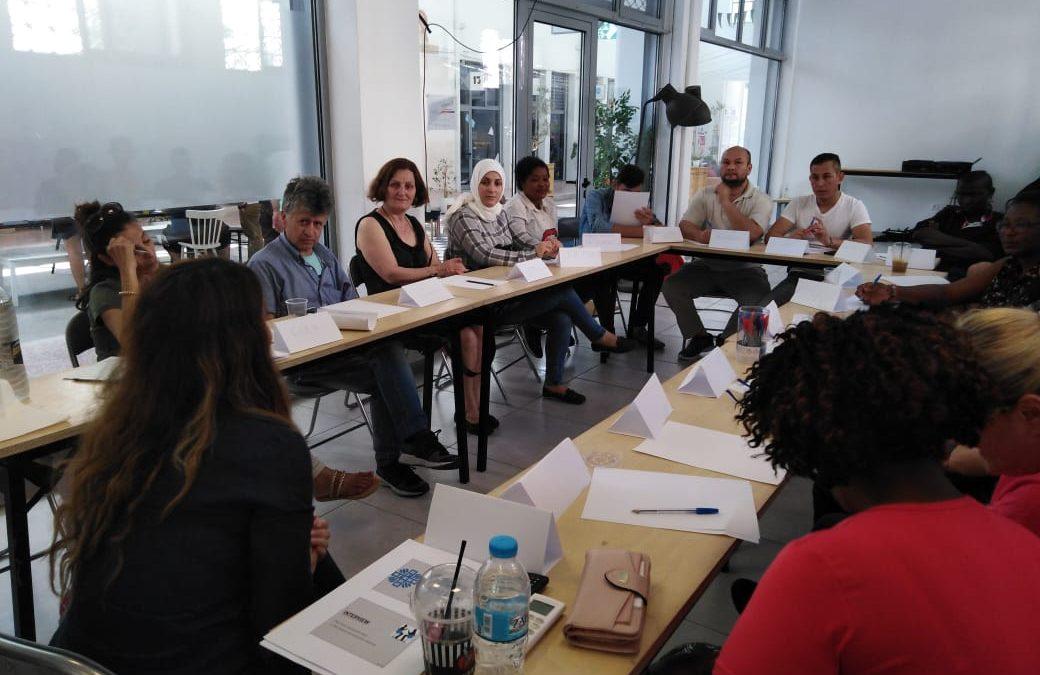 Ομαδικό εργαστήρι Εργασιακής Συμβουλευτικής – Προετοιμασία για Συνέντευξη για Δουλειά