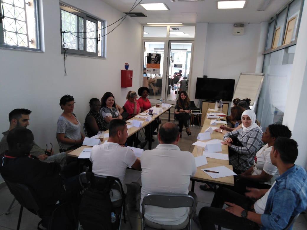 Job Counselling Group Session - Preparing for a Job