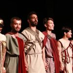 "The theatrical group of the Social Spot of Caritas Hellas presented ""Odyssey"" in two exquisite performances"