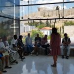Educational Seminar concerning Tourism at the Social Spot of Neos Kosmos