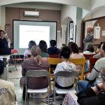 Seminar on Social Entrepreneurship in the Caritas Social Spot of Neos Kosmos
