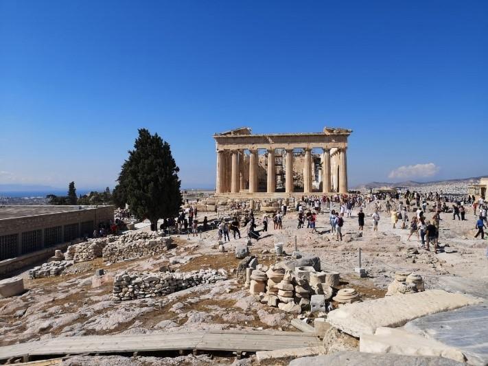 Visit to Acropolis and Plaka Neighborhood