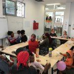 Ενημερωτικό σεμινάριο για τις γυναίκες του Κέντρου Κοινωνικής Ένταξης και Απασχολησιμότητας της Κάριτας Ελλάς στην Κυψέλη