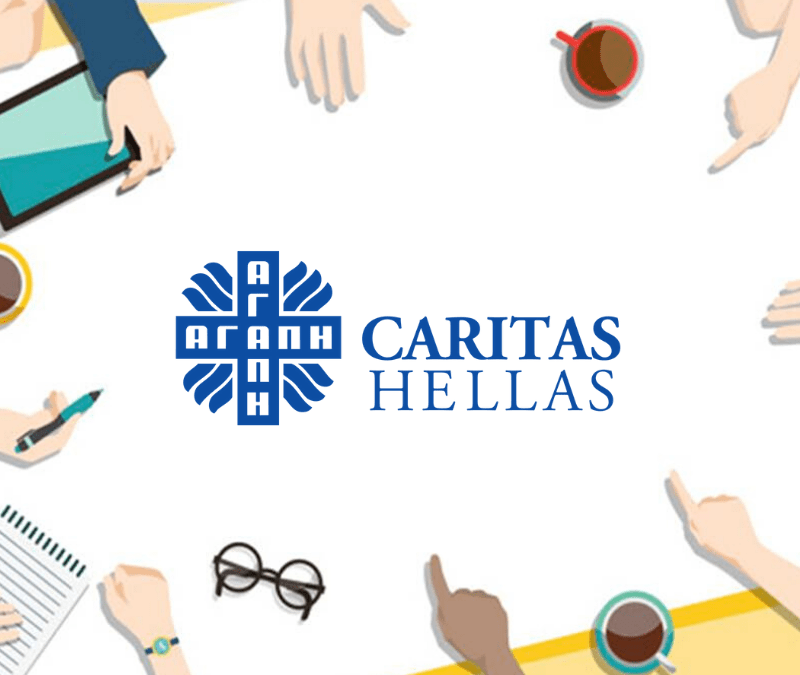 Friday Job Clubs at Caritas Hellas Social Integration and Employability Center
