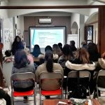 """Informative seminar the subject of """"Law 4636/2019 International Protection- Refugees: the changes """"."""