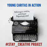 """Young Caritas in Action"" respond to coronavirus COVID-19 responsibly and creatively!"